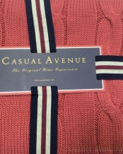 Плед Messina 130х170 Марсала от Casual Avenue